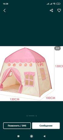 Детская новая палатка 6000