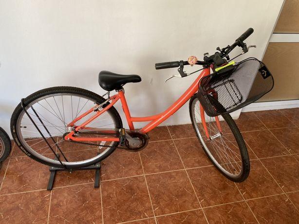 Bicicleta Fete Oras Adventure Aluminiu