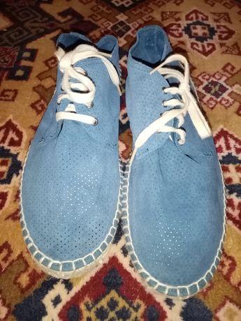 Pantofi sport piele Zara