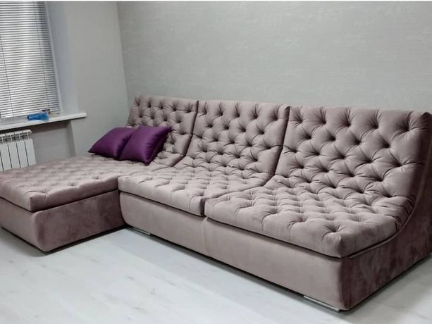 Угловой диван Мамблан