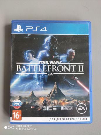 Battlefront 2 для пс4