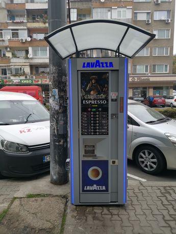 врата на кутия за кафе автомат