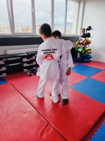 Judo Kids Samurai Judo club