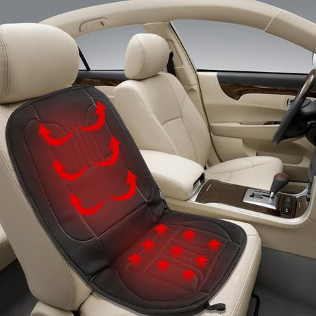 Подгряваща Авто седалка подгряване за кола джип бус 12V към запалката