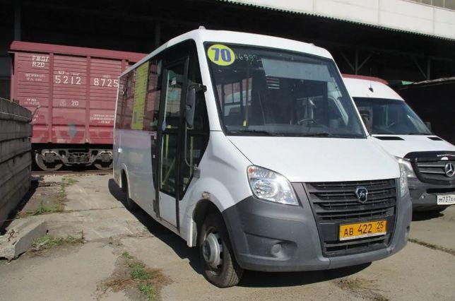Городской автобус ГАЗ А64R42