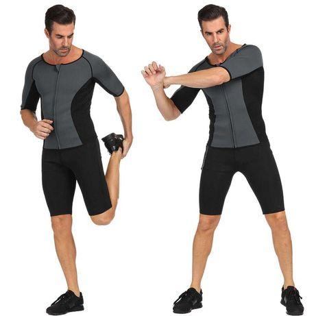 COSTUM Fitness pentru SLABIT Barbati !!! Cod B103 SlimBody.ro