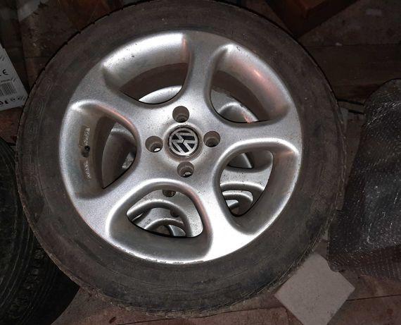 Лети джанти с гуми за Passat 2