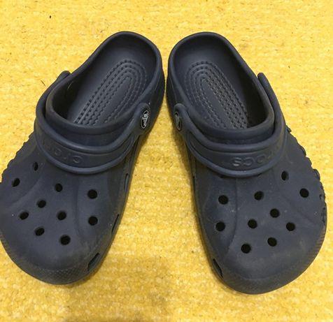 Papuci guma, copii, Crocs, blumarin, masura 4-6