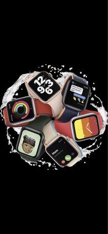 Новинка! Apple Watch 7 45 mm Original /Эпл Уотч 41 / Смарт фитнес часы