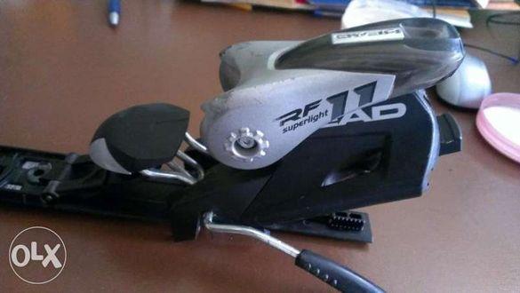 Ска Нead Тт 80 и ски автомат HEAD FRD 11