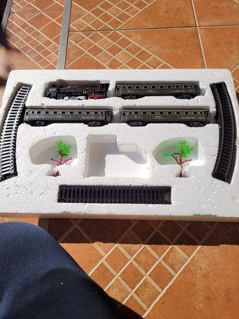 Joc copii cu trenuleț Rail king