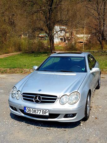 Mercedes CLK 320 CDi Avangarde