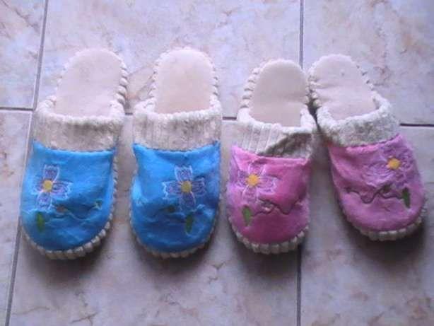 Papucii plusati pentru femei