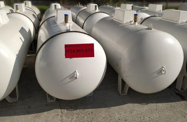 Recipient GPL/rezervor GPL/rezervoare propan/Butelie 1750l