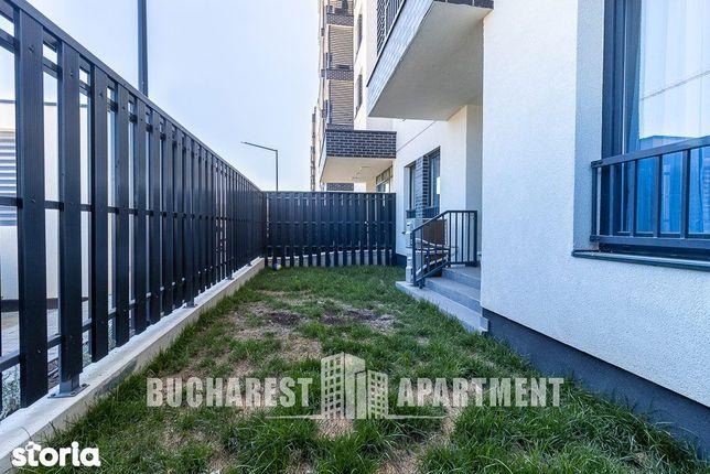 Apartament in Pipera cu Curte