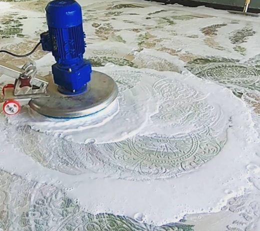 Стирка ковров от- 400 тг кв.м  Цех работает на прием и выдачу без выхо