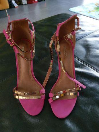 Sandale dama roz nr 38