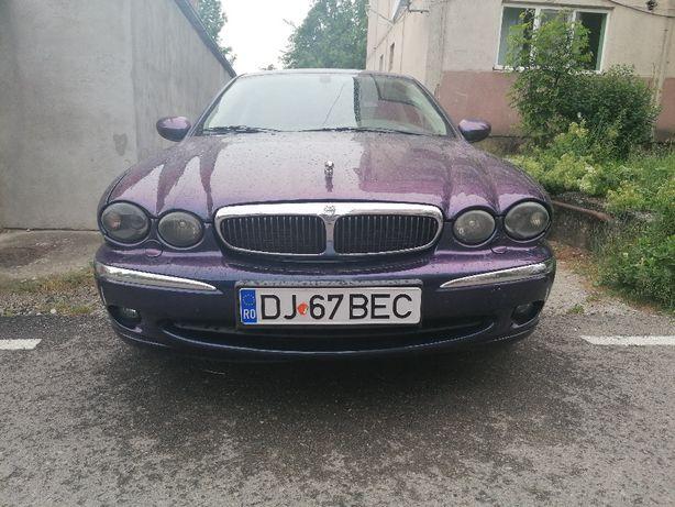 Jaguar x type vand sau schimb