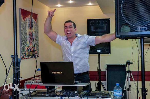 Ди джей за вашия празник DJ ROSS