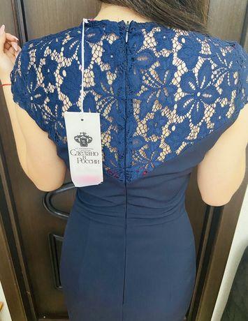 Абсолютно новое коктельное платье с бирками. Качество шикарное!