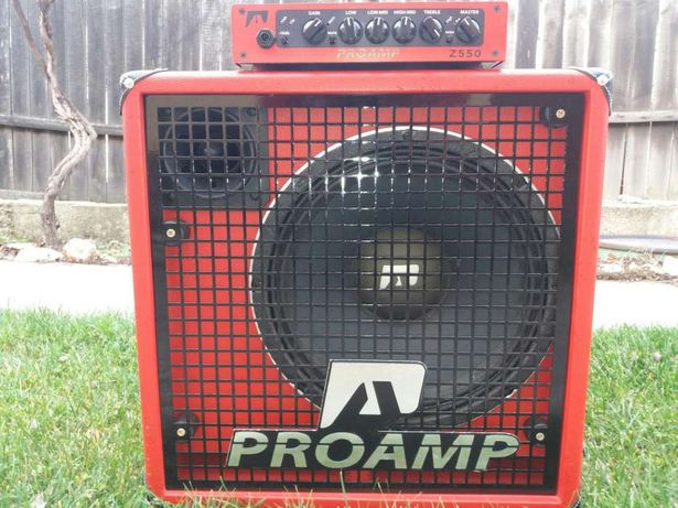 stack chitara bass PROAMP
