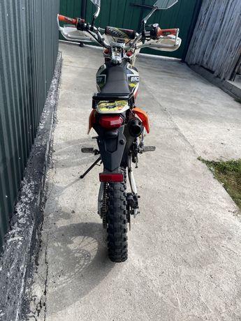 Питбайк Racer PM-160