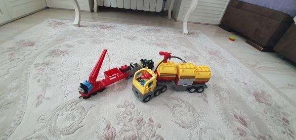 Много занимателни играчки