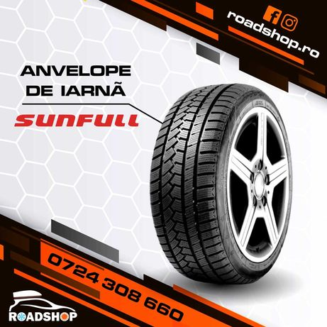 215/65R16 Anvelope SunFull M+S (Dacia Duster, Freelander etc.)