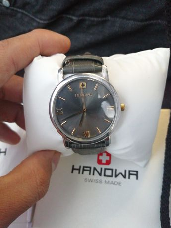 Swiss Hanowa Наручные кварцевые часы(женская) . Только жители Алматы