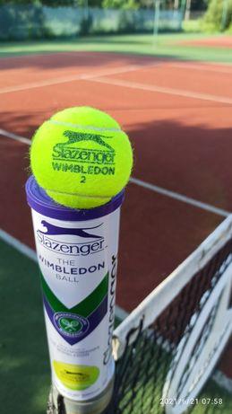 Mingi tenis de câmp Slazenger Wimbledon 2