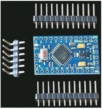 Placa de dezvoltare, Arduino Pro mini ATMEGA328P
