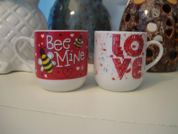 красиви порцеланови чашки
