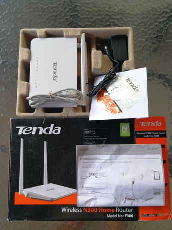 Router wireless Tenda F300