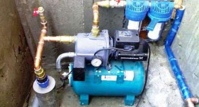 Reparatii hidrofoare, pompe de apa BACAU