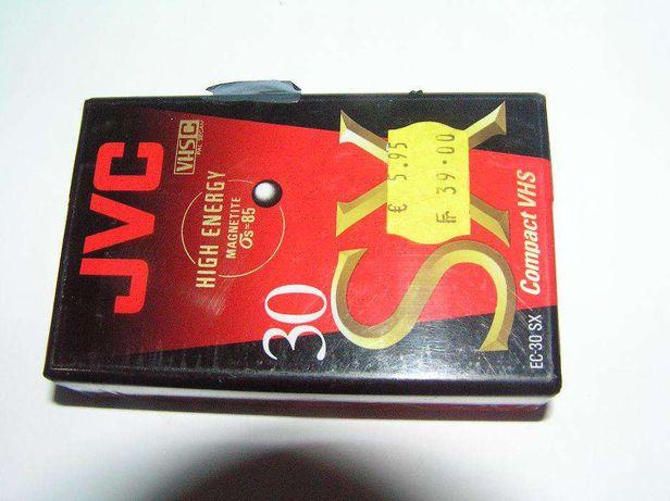 casete video VHSC sigilate