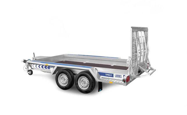 Remorca Transport Utilaje 2700 kg Lorries 310x160 cm