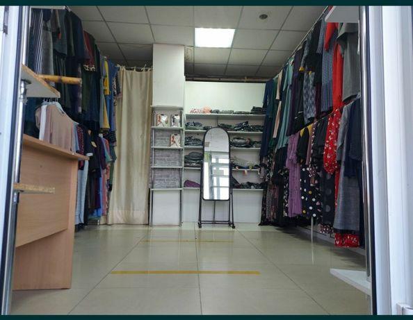 Продам  бутик  в ТД Бурабай, с товарами в наличии