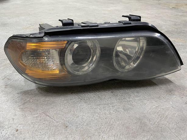 Фара правая на BMW X5