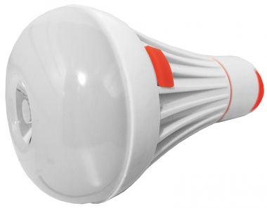 Lanterna cu LED-uri 3W,lumina alb/rece suport pentru fixare si magnet