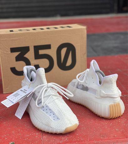 Adidasi Adidas Yeezy Boost 350 V2 White