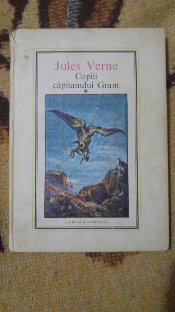 """Vand sau schimb carte """" Copii capitanului Grant volumul1 """" de Jules V. Alba Iulia - imagine 1"""