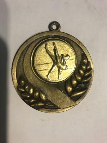 Medalie plachetă veche vintage