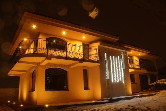 Vila Lux in stil Mediteranean langa LifeHarbour Limanu