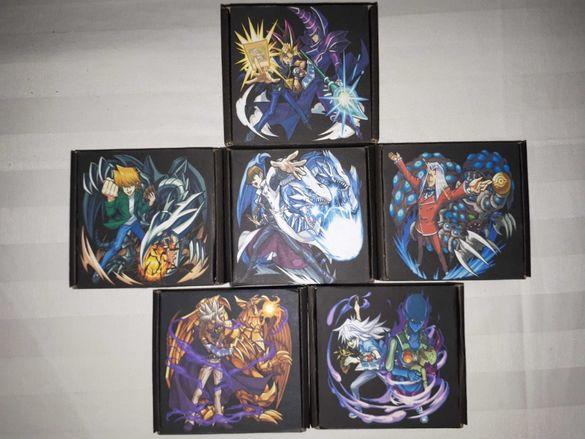 Yu-Gi-Oh! Anime Style Cards - 6 Тестета
