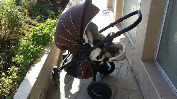 Детска количка Zippy 2 в 1