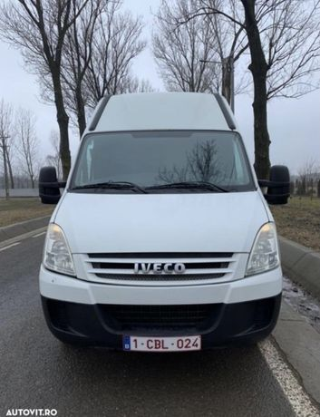 Iveco Daily 35C15 , 2008, motor 3.0