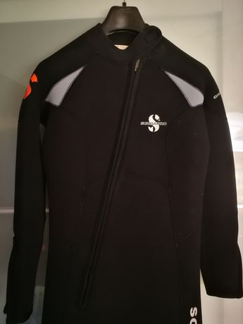 Неопренови дамски костюми  Scubapro  oneflex 5mm front zip XL и L