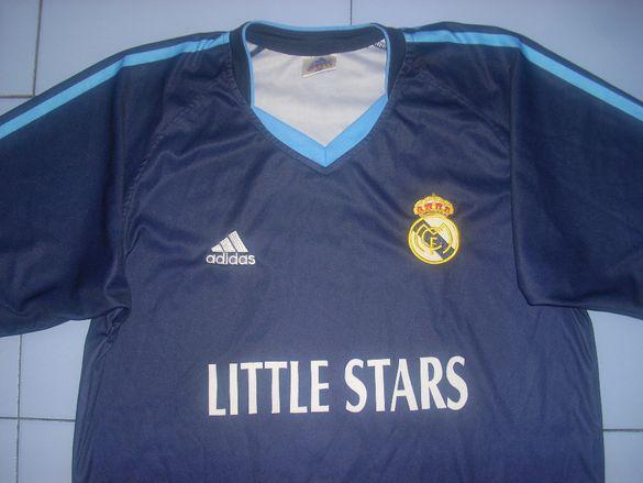 Real Madrid - Футболна фланелка