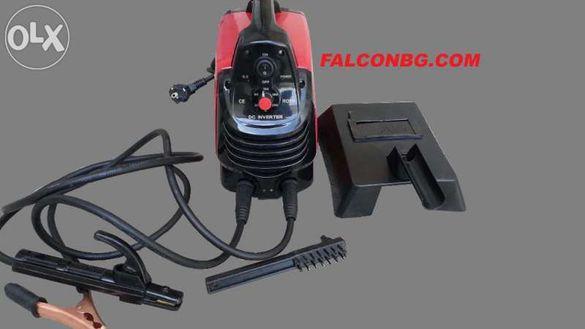 Инверторен електрожен ММА-200 IGBT Dc Inverter