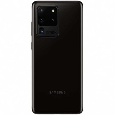 Samsung Galaxy S20 Ultra. Black